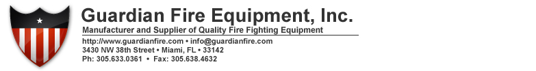 Guardian Fire Equipment, Inc.